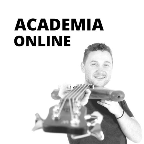 Academia online de bajo eléctrico
